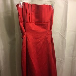 Laundry by Shelli Segal Red Gown